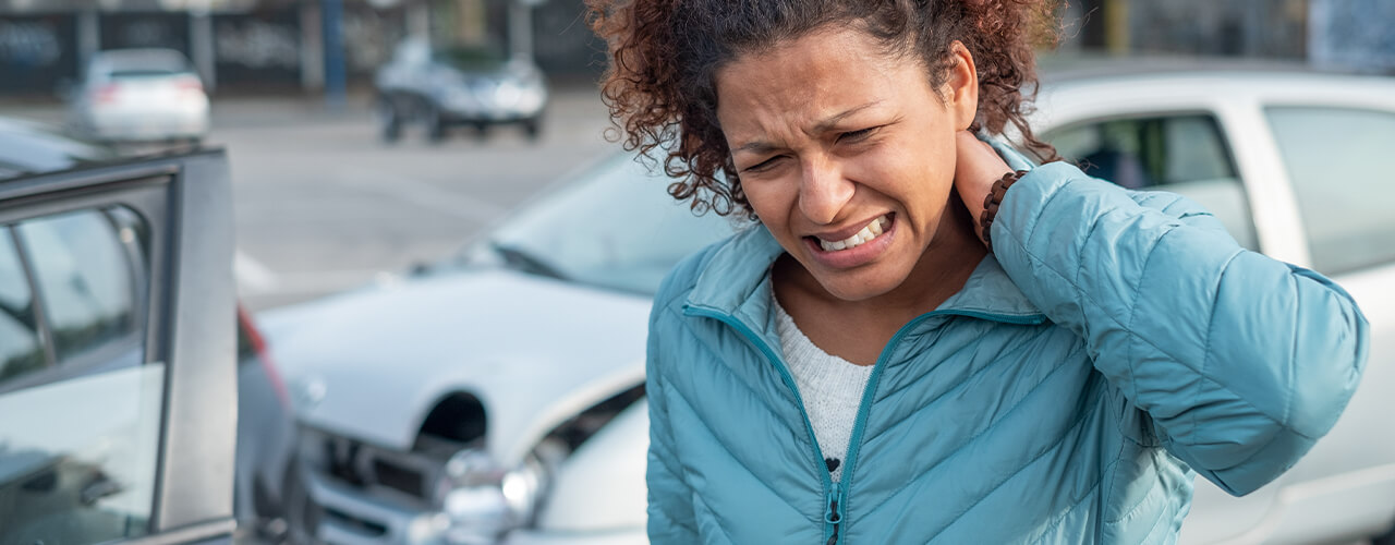 Motor Vehicle Accident Injuries Fall Church, VA